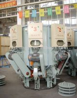 8 Spouts Automatic Rotary Cement Powder Filling Machine