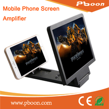 Cellphone Screen Magnifier With Mobile Phone Stand Convenience To Use And Magnify Smartphone Screen