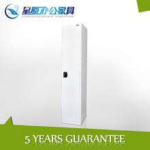 CC-1T single door white wardrobe closet