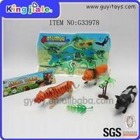 Excellent Quality Low Price Plastic Forest Animals Toys