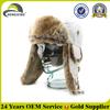 Russian Custom Winter Ski Faux Fur Wholesale Earflap Trapper Hat