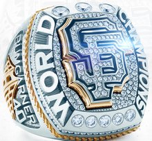 new arrival 2014 world champions SF Giants ring MLB championship ring for WS