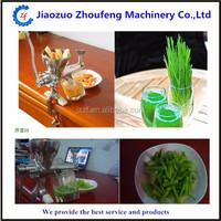 Hand fruit juice machine/Squeezed vegetable juice/wheat grass juice extractor