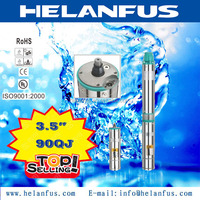 "3.5"" 90QJ stainless steel goulds submersible pump"