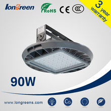 luminaire lighting LED high bay light with 120lm/w system light efficiency highbay light fluorescent lights
