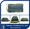 Zipper closure golf shoes bag for traveling easy taking