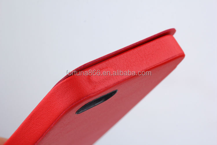 Lastest popuplar genuine leather phone case for iphone5 with big discount