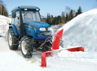 Tractor Snow Thrower, Hydraulic Driven Snow Thrower
