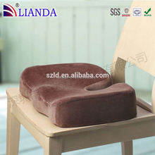office chair cushions,chinese chair cushion,velvet coccyx orthopedic comfort seat cushion