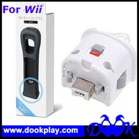 Built-in Motion plus For Wii remote controller