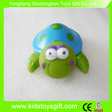 lovely soft PVC Squirter sea animal,kids bath toy ,rubber floating animal