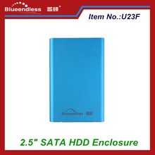 Portable USB3.0 HDD Encloure 2.5 Inch Support 1TB external hard drive case