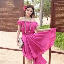 diseños de moda falda irregular sujetador sin tirantes de raso cuello vestido de gasa