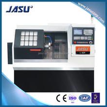 JASU L-40P Horizontal CNC Metal Lathe Machine with Gang tool