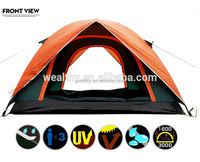 Professional manufacture factory directly fiberglass car roof top tent