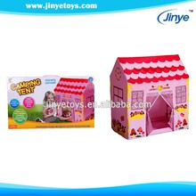 pop up princess castle play tent with balls