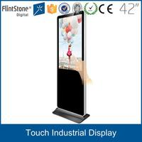 """Flintstone free standing /wall mounted 42"""" i robot android tablet pc touch screen"""