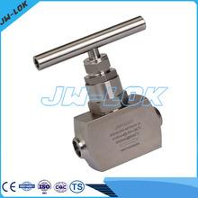 Swagelok needle valve 6000psig high pressure needle valve