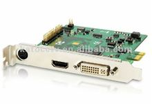 China supplier Video Capture Card Support HD1080 P real time record