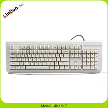 Professional Gaming Mechanical Keyboard Universal USB wired Keyboard for windoes