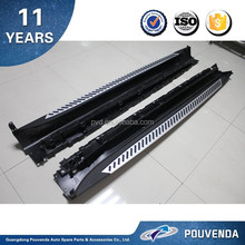 running board side step bar For bmw X5 F15 2014 4*4 auto accessories from pouvenda manufacturer