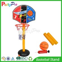 Partypro New Products 2015 For Kids Chinese Sport Toy Promotional Basketball Hoop Stand