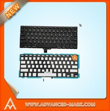Replace Laptop Keyboard For Apple A1278 With Backlight ,Black,Layout US.Compatible NO: NJK0060011USA.Compare Cheap~