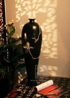 Hand Made Art Decorative Unique Shape Wholesale Antique Vase