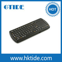 High Quality 2.4G Air Mouse Mini Wireless Keyboard Touchpad For Smart Android TV Box