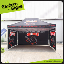 Foldable Easy Set Up Aluminium Alloy Frame Outdoor Advertising Tent
