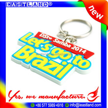 Promotion Souvenir Keychain, Key Chain, Custom Rubber Keyring
