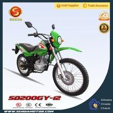 Fashional New 200cc Dirt Bike Manufacturer SD200GY-12