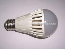 solar led bulb 3w 12v DC