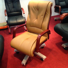 NEW and hot!!!Luxury Soft Revolving Chair With Armrest For Executive