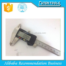 2015 high quality 6 inch digital display caliper