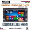 Bluetooth GPS car mp3 player 2din