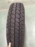 Light Truck tires 185 / 75R16C Mud And Snow tires