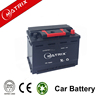 MF DIN Lead acid battery for trucks and cars standard battery
