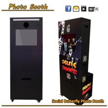 Portátil Photo Booth recinto / Shell para la boda / fiesta / máquina expendedora