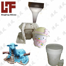 Mold Liquid Silicone Rubber FDA ROHS Certificate Hot Sale Silicone Rubber