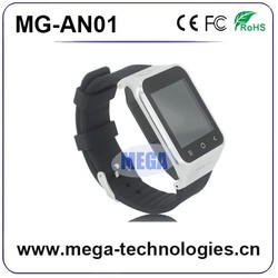 Hot sale fashion new z1 android watch phone 3g android 4.0 watch phone