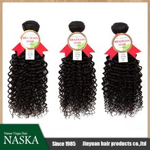 Most popular double weft can be dye and iron human hair extensions