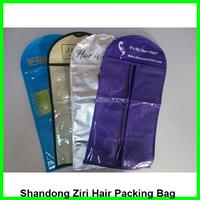 Hair Extension Plastic Bags Hair Card Hair Bags