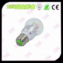 4w led candle light/e14 led candle light/e12 led candle bulb