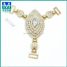 Women shoe clips rhinestone,shoe clip bows,clip shoe jewelry yiwu