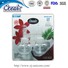 20ml Glade PlugIns Scented Oil, , 2 Refills / PlugIns air freshner/fit glade machine