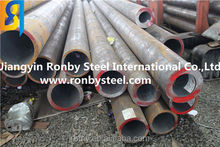 seamless steel fluid pipe astm a333 gr6 for oil pipe/natural gas/fluid Transportation