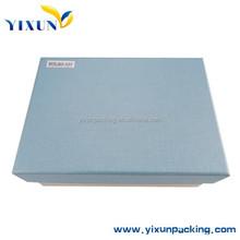 2015 china elegant paper marble inlay jewelry box