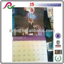 hanging wall scroll calendar 2012 wall calendar