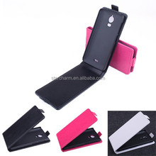 Paypal Payment PU leather Phone Case for Wiko wax Phone Cover